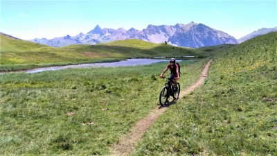 The basics of Mountain Biking in Serre Chevalier Valley - Azimut Ski Bike Mountain - www.azimut.ski