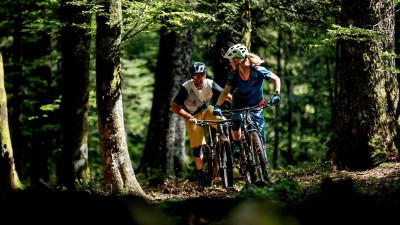 MTB in enduro mecca - the Ecrins foothills - Azimut Ski Bike Mountain - www.azimut.ski