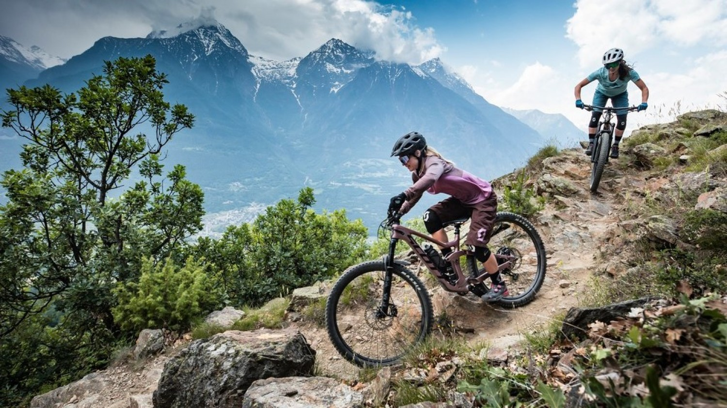 MTB in enduro mecca - the Ecrins foothills
