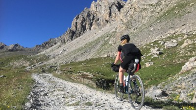 Crossing the Alps - Gravel Bike, Cycling road - Azimut Ski Bike Mountain - www.azimut.ski