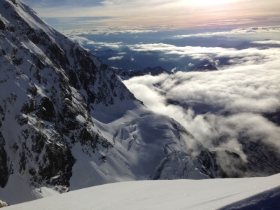 Objectif Mont Rose - 4J (4563m) - Azimut Ski Bike Mountain - www.azimut.ski