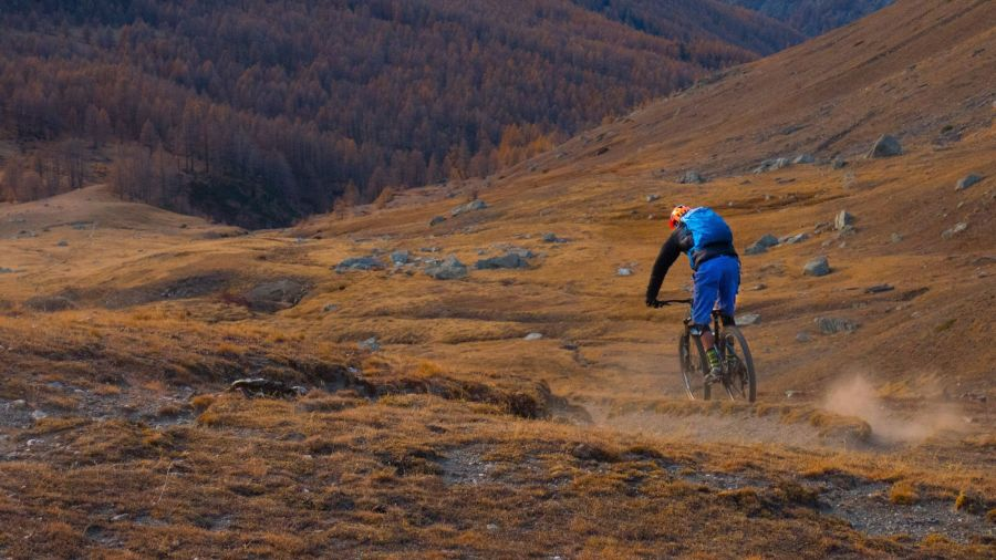 Mountain Bike Trip in the Queyras