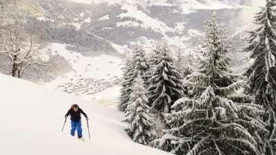 Beaufortain  - Ski touring in Savoie (French Alps) - Azimut Ski Bike Mountain - www.azimut.ski