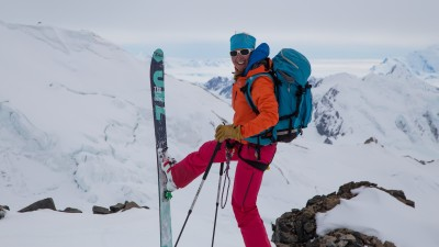 Discover the art of ski touring - La Grave & Serre Chevalier - Azimut Ski Bike Mountain - www.azimut.ski
