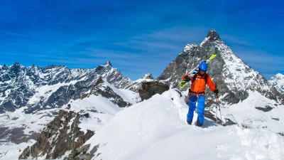 Matterhorn Freeride & Freerando - Cervinia and Zermatt - Azimut Ski Bike Mountain - www.azimut.ski
