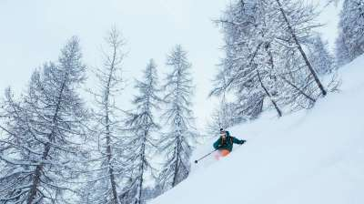 Week-end 100% Freeride - Chamonix Mont Blanc - Azimut Ski Bike Mountain - www.azimut.ski