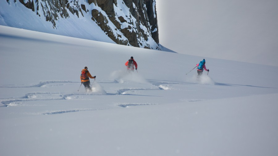 Ski touring trip Lyngen Alps Norway
