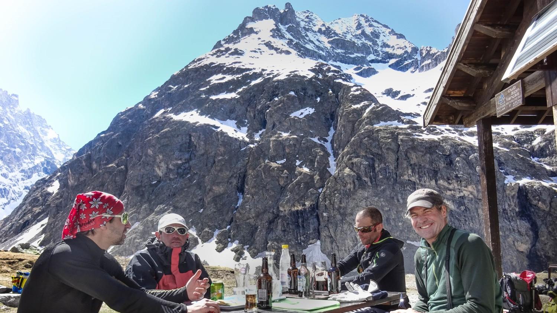 Raid À Haute Et Ski Des Route Dôme Ecrins De Randonnée qYX6PS